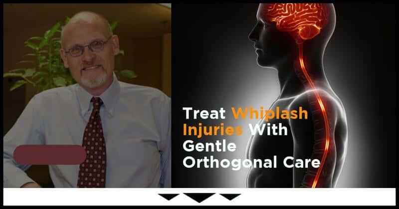 Treating Whiplash with Orthogonal Care