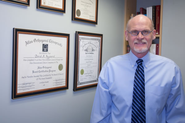 Dr. David Nygaard, Asheville Board Certified Atlas Orthogonist