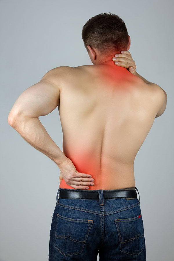 Chiropractic Care for Disc Pain